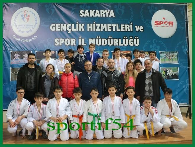 Judo İl Seçmeleri Yapıldı